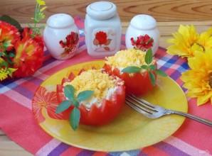 Закуска из помидор - фото шаг 10