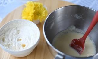 Творожный торт-суфле - фото шаг 7