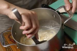 Окрошка с колбасой - фото шаг 9