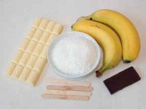 Бананы-привидения - фото шаг 1