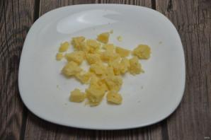 Сырный бургер - фото шаг 4