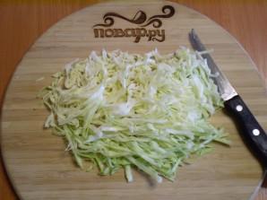 Салат капустный витаминный - фото шаг 2