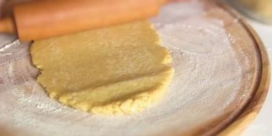 Пирожки песочные с яблоками - фото шаг 2
