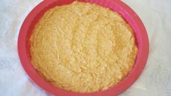 Постный пирог с апельсинами - фото шаг 8