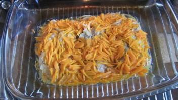 Мясо с брокколи в духовке - фото шаг 2