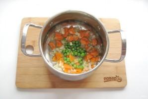 Пшенная каша с овощами - фото шаг 4