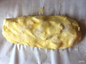 Слоеный пирог - фото шаг 7