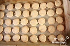 Пряное печенье с апельсиновым кремом - фото шаг 7