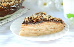 Блинный торт - фото шаг 10