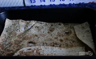 Ленивая лазанья с лавашем - фото шаг 11