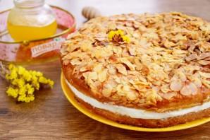 """Медовый торт """"Пчелиный укус"""" - фото шаг 13"""