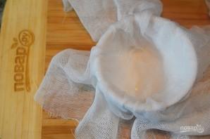 Творожная пасха крем-брюле - фото шаг 6