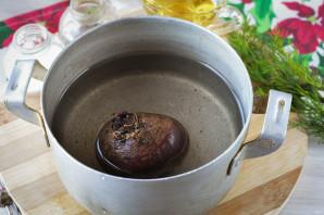 Салат из свеклы и квашеной капусты - фото шаг 2