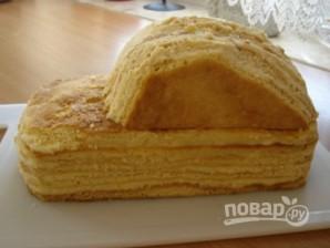 """Торт """"Машинка"""" из мастики - фото шаг 2"""