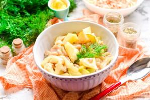 Овощное рагу с кабачками и фасолью - фото шаг 8