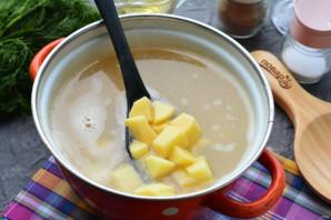 Гороховый суп для диабетиков - фото шаг 4
