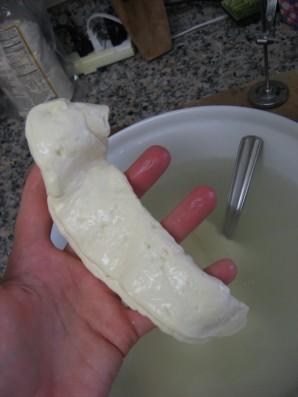 Грузинский сыр в домашних условиях - фото шаг 6