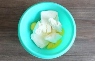 Запеканка с яблоками для диабетиков - фото шаг 2