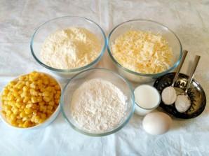 Венесуэльские лепёшки с кукурузой - фото шаг 1
