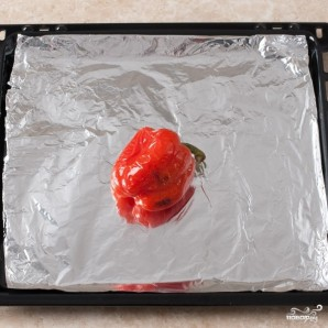 Овощной мильфей - фото шаг 2