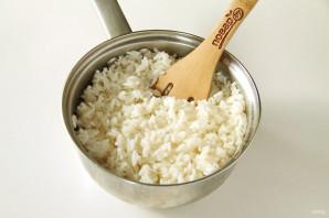 Рис с ветчиной - фото шаг 2