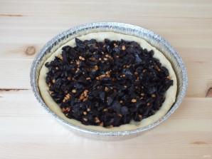 Пирог с черносливом и сметаной - фото шаг 9