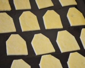 """Печенье """"Чайные пакетики"""" - фото шаг 7"""