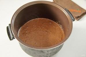 Шоколадный тортик - фото шаг 8
