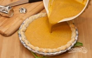 Миндально-тыквенный пирог - фото шаг 4