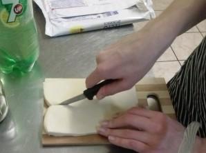Нежные булочки с творогом - фото шаг 6
