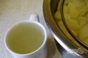 Картофельное пюре с маслом - фото шаг 3