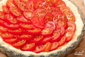 Тарт с помидорами черри - фото шаг 7