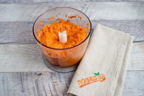 Морковное суфле с манкой - фото шаг 3