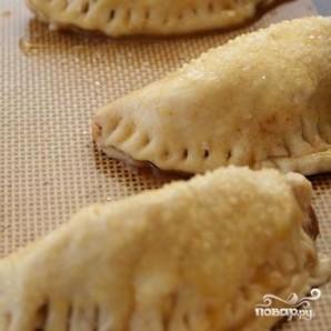 Яблочные пирожки с бренди - фото шаг 3