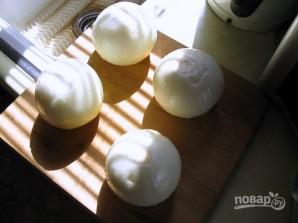 Рецепт шашлыка из свинины без уксуса - фото шаг 2