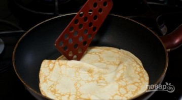 Блины из молока - фото шаг 6