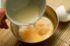 Яичница с сыром в духовке - фото шаг 2