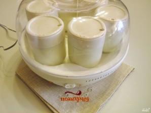 Йогурт с фруктами в йогуртнице - фото шаг 3