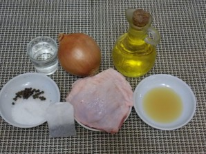 Куриные бедра по-турецки - фото шаг 1