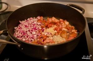 Суп с солеными огурцами - фото шаг 5