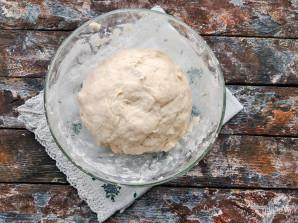 Пирог с творогом и повидлом - фото шаг 4