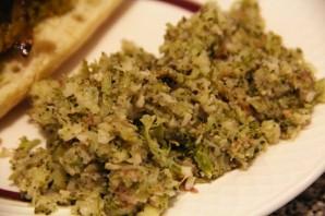 Пюре из брокколи и цветной капусты - фото шаг 4