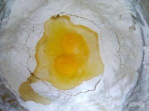 Пирожковое дрожжевое тесто - фото шаг 3