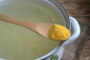 Суп из кильки в томатном соусе - фото шаг 4