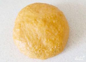 Постный картофельный пирог - фото шаг 1