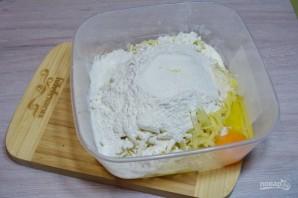 Картофельные колобки с фаршем - фото шаг 5