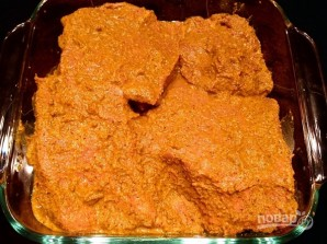 Запеченное мясо с корицей и приправами - фото шаг 6