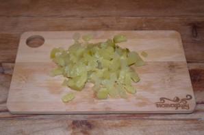 Картофельный салат с кальмарами и огурцами - фото шаг 1