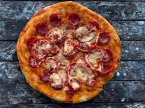 Пицца на сыворотке - фото шаг 8