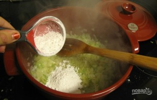 Сырный суп для детей - фото шаг 2